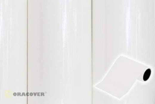 Dekorstreifen Oracover Oratrim 27-010-025 (L x B) 25 m x 12 cm Weiß