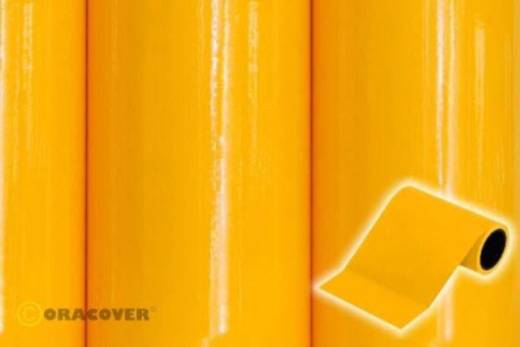 Dekorstreifen Oracover Oratrim 27-030-025 (L x B) 25 m x 12 cm Cub-Gelb