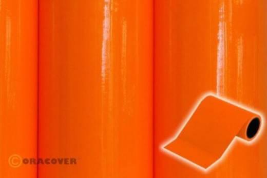 Dekorstreifen Oracover Oratrim 27-065-025 (L x B) 25 m x 12 cm Signal-Orange (fluoreszierend)
