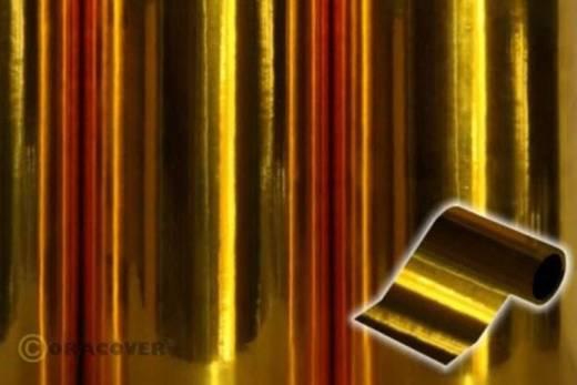 Dekorstreifen Oracover Oratrim 27-098-025 (L x B) 25 m x 12 cm Chrom-Orange