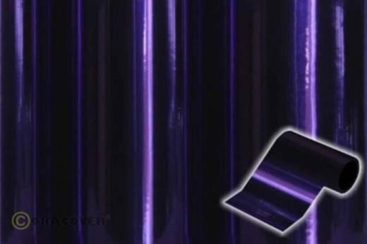 Dekorstreifen Oracover Oratrim 27-100-025 (L x B) 25 m x 12 cm Chrom-Violett
