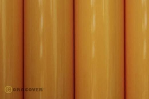Bespannfolie Oracover Easycoat 40-032-002 (L x B) 2 m x 60 cm Gold-Gelb