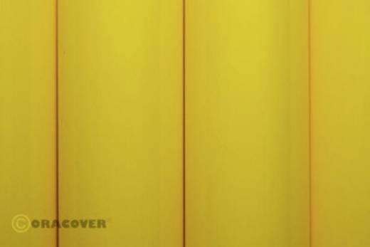Bespannfolie Oracover Easycoat 40-033-010 (L x B) 10 m x 60 cm Gelb
