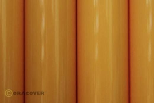 Bespannfolie Oracover Easycoat 40-032-010 (L x B) 10 m x 60 cm Gold-Gelb