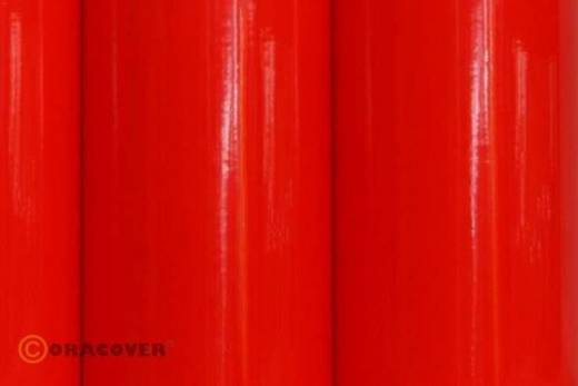 Plotterfolie Oracover Easyplot 52-021-010 (L x B) 10 m x 20 cm Rot (fluoreszierend)
