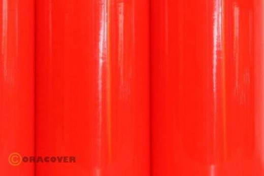 Plotterfolie Oracover Easyplot 52-064-010 (L x B) 10 m x 20 cm Rot-Orange (fluoreszierend)