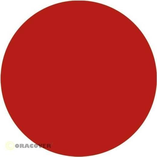 Plotterfolie Oracover Easyplot 82-029-002 (L x B) 2 m x 20 cm Transparent-Rot