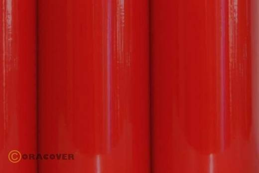Plotterfolie Oracover Easyplot 82-029-010 (L x B) 10000 mm x 200 mm Transparent-Rot