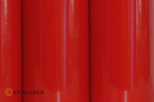 Plotterfolie Oracover Easyplot 84-029-010 (L x B) 10 m x 38 cm Transparent-Rot