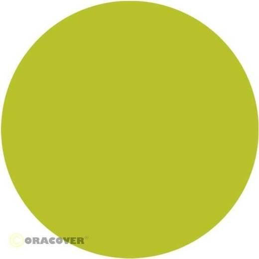Bügelfolie Oracover 21-049-002 (L x B) 2 m x 60 cm Hellgrün (transparent)