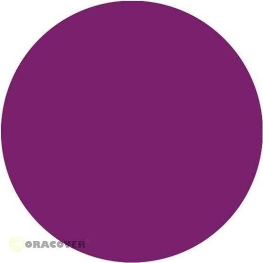 Plotterfolie Oracover Easyplot 82-058-010 (L x B) 10000 mm x 200 mm Transparent-Violett