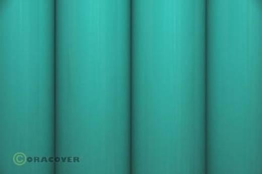 Bügelfolie Oracover 21-017-002 (L x B) 2000 mm x 600 mm Türkis