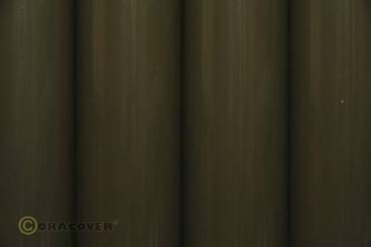 Bügelfolie Oracover 21-018-002 (L x B) 2000 mm x 600 mm Tarn-Oliv