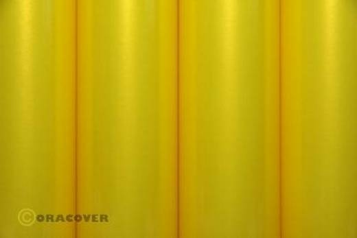 Bügelfolie Oracover 21-036-010 (L x B) 10 m x 60 cm Perlmutt-Gelb