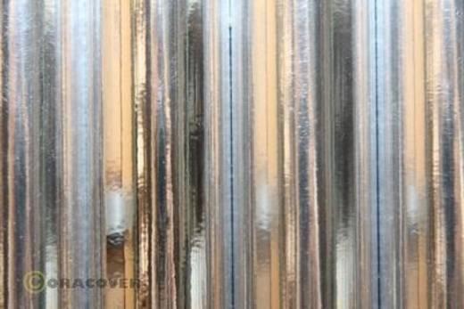 Bügelfolie Oracover 21-090-002 (L x B) 2000 mm x 600 mm Chrom