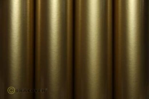 Bügelfolie Oracover 21-092-002 (L x B) 2 m x 60 cm Gold