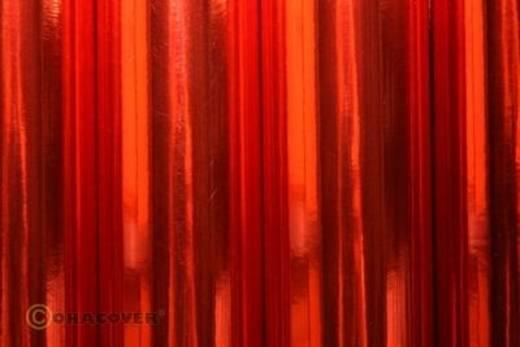 Bügelfolie Oracover 21-093-002 (L x B) 2 m x 60 cm Chrom-Rot