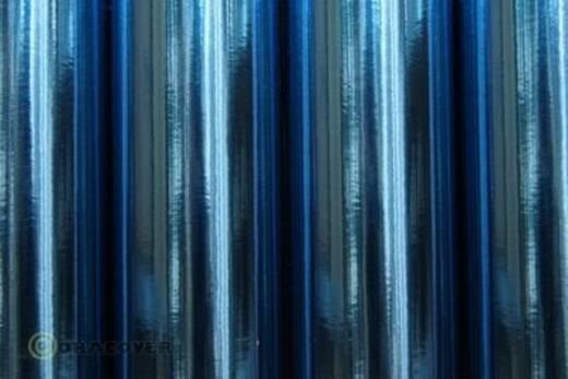 Bügelfolie Oracover 21-097-002 (L x B) 2000 mm x 600 mm Chrom-Blau