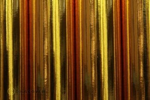 Bügelfolie Oracover Air Medium 321-098-010 (L x B) 10 m x 60 cm Chrom-Orange