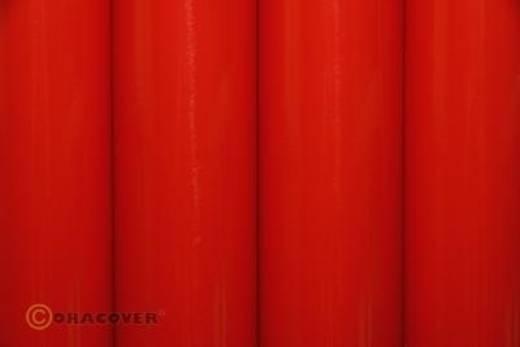 Bügelfolie Oracover Oralight 31-022-010 (L x B) 10000 mm x 600 mm Hell-Rot