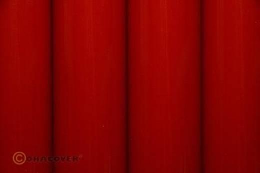Klebefolie Oracover Orastick 25-023-002 (L x B) 2000 mm x 600 mm Ferrirot