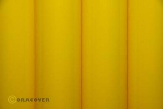 Bügelfolie Oracover Oralight 31-033-010 (L x B) 10 m x 60 cm Cadmium-Gelb