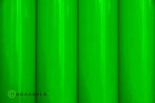 Klebefolie Oracover Orastick 25-041-010 (L x B) 10 m x 60 cm Grün (fluoreszierend)