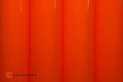 Klebefolie Oracover Orastick 25-064-010 (L x B) 10000 mm x 600 mm Rot-Orange (fluoreszierend)