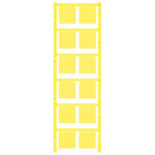 Gerätemarkierung Montageart: aufkleben Beschriftungsfläche: 27 x 27 mm Passend für Serie Geräte und Schaltgeräte, Universaleinsatz, Taster und Schalter 22 mm Gelb Weidmüller SM 27/27 K MC NE GE 1131800000 Anzahl Markierer: 60 60 St.