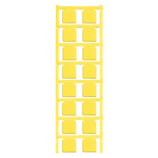 Gerätemarkierung Montageart: aufkleben Beschriftungsfläche: 22 x 22 mm Passend für Serie Geräte und Schaltgeräte, Universaleinsatz, Taster und Schalter 22 mm Gelb Weidmüller SM 22/22 K MC NE GE 1131830000 Anzahl Markierer: 80 80 St.