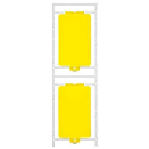 Gerätemarkierung Montageart: aufkleben Beschriftungsfläche: 85 x 54 mm Passend für Serie Geräte und Schaltgeräte, Universaleinsatz Gelb Weidmüller CC 85/54 MC NE GE 1138410000 Anzahl Markierer: 10 10 St.
