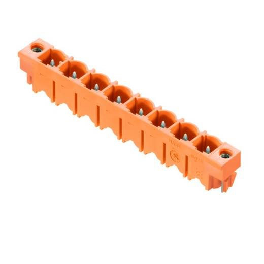 Weidmüller Stiftgehäuse-Platine BL/SL 7.62HP Polzahl Gesamt 10 Rastermaß: 7.62 mm 1141280000 50 St.