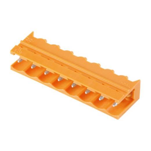 Leiterplattensteckverbinder SL 5.08HC/10/90 3.2SN OR BX Weidmüller Inhalt: 50 St.
