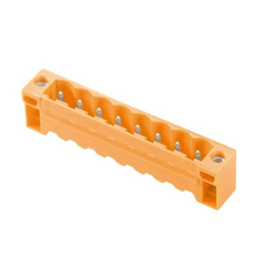 Leiterplattensteckverbinder SL 5.08HC/10/180F 3.2SN OR BX Weidmüller Inhalt: 50 St.
