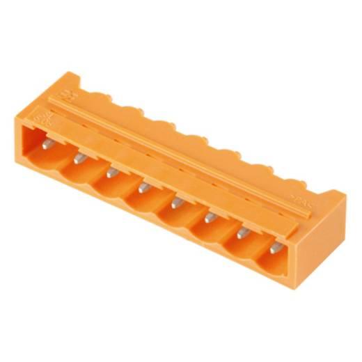 Leiterplattensteckverbinder SL 5.08HC/15/90G 3.2SN BK BX Weidmüller Inhalt: 50 St.