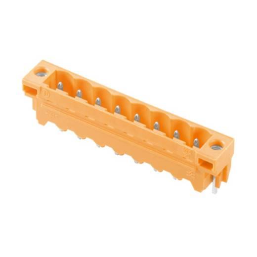 Leiterplattensteckverbinder SL 5.08HC/09/180LF 3.2SN BK BX Weidmüller Inhalt: 50 St.