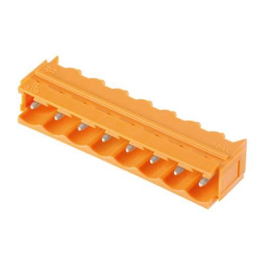 Leiterplattensteckverbinder SL 5.08HC/04/90B 3.2SN BK BX Weidmüller Inhalt: 100 St.