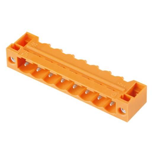 Stiftgehäuse-Platine BL/SL 5.08 Polzahl Gesamt 4 Weidmüller 1150110000 Rastermaß: 5.08 mm 100 St.