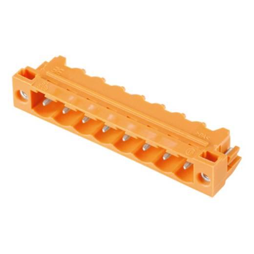 Leiterplattensteckverbinder SL 5.08HC/09/90LF 3.2SN BK BX Weidmüller Inhalt: 50 St.