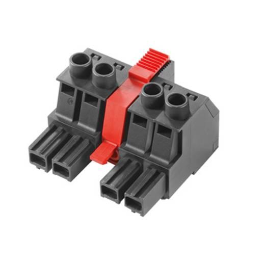 Buchsengehäuse-Kabel BU/SU Polzahl Gesamt 3 Weidmüller 1156620000 Rastermaß: 10.16 mm 21 St.