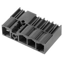 Konektor do DPS Weidmüller SU 10.16IT/04/90MF2 3.5AG BK BX 1156690000, 50.80 mm, pólů 4, rozteč 10.16 mm, 36 ks
