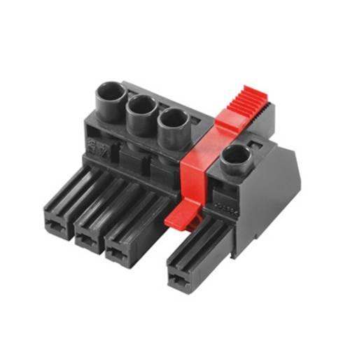 Buchsengehäuse-Kabel BV/SV Polzahl Gesamt 3 Weidmüller 1156720000 Rastermaß: 7.62 mm 40 St.