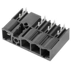 Konektor do DPS Weidmüller SU 10.16IT/04/270MF2 3.5AG BK BX 1157340000, 50.80 mm, pólů 4, rozteč 10.16 mm, 36 ks