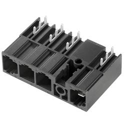 Konektor do DPS Weidmüller SU 10.16IT/04/270MF4 3.5AG BK BX 1157350000, 50.80 mm, pólů 4, rozteč 10.16 mm, 36 ks