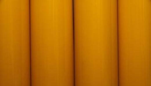 Bügelfolie Oracover 22-032-002 (L x B) 2000 mm x 600 mm Scale-Gold-Gelb