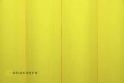Bügelfolie Oracover 28-032-010 (L x B) 10 m x 60 cm Royal-Sonnengelb
