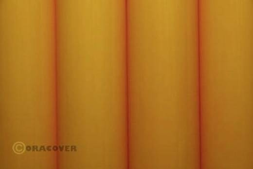 Bügelfolie Oracover 28-033-002 (L x B) 2 m x 60 cm Royal-Gelb