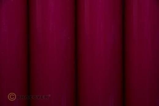 Bügelfolie Oracover 21-120-002 (L x B) 2 m x 60 cm Bordeauxrot