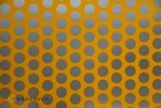 Plotterfolie Oracover Easyplot Fun 1 93-030-091-002 (L x B) 2 m x 30 cm Cub-Gelb-Silber