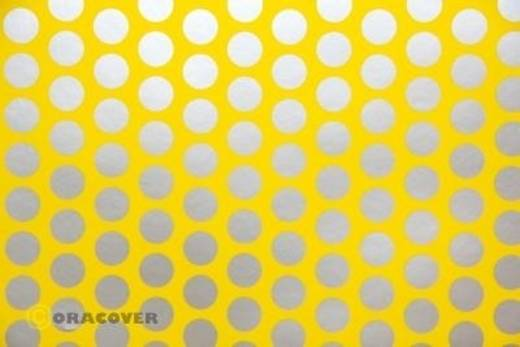 Plotterfolie Oracover Easyplot Fun 1 92-033-091-002 (L x B) 2000 mm x 200 mm Cadmium-Gelb-Silber